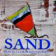 Logo Sand Beach Club Reastaurant